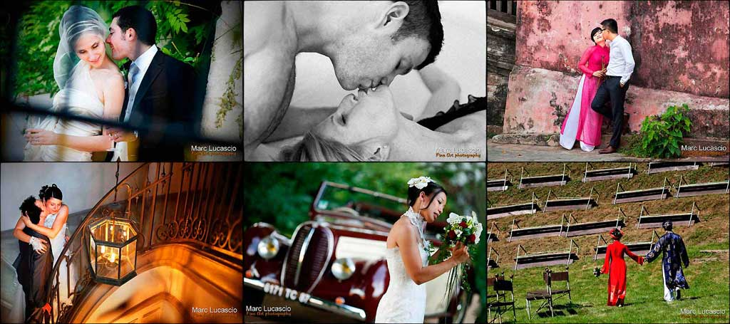 Artiste photographe mariage