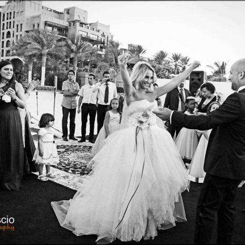Réception mariage sur la plage