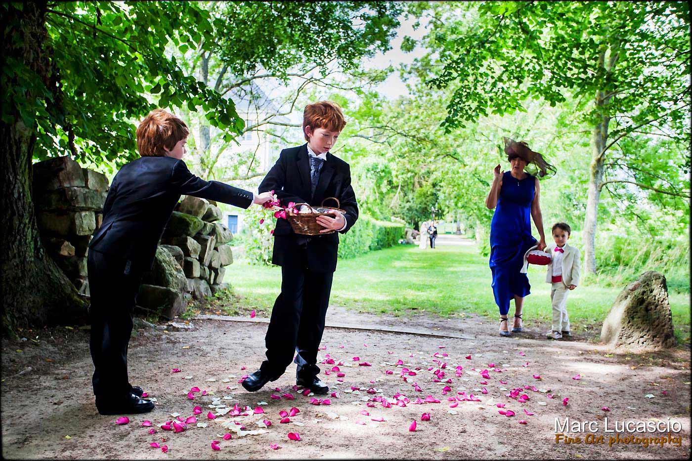 Les enfants du mariage