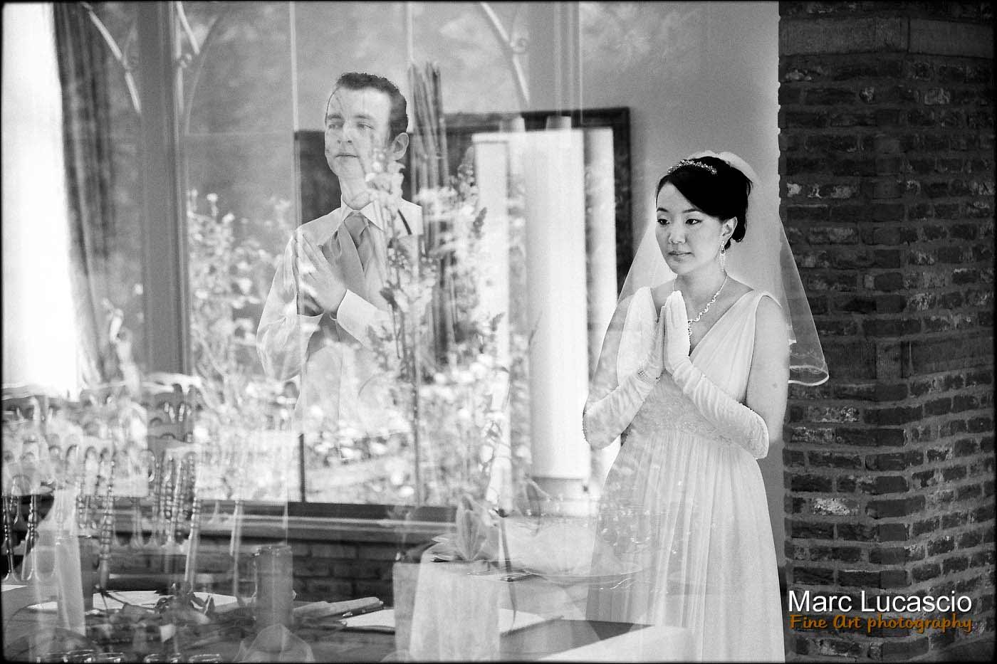 Célébration mariage bouddhiste
