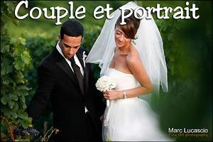 Galeries photos mariages couples