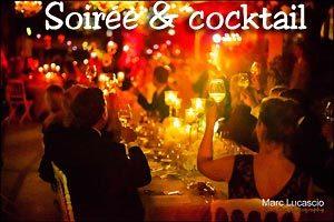Galeries photos mariage soirée et cocktail