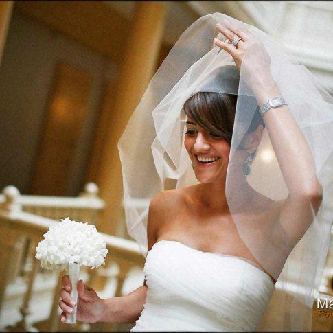 préparatifs mariage palace hôtel 3 couronnes Vevey