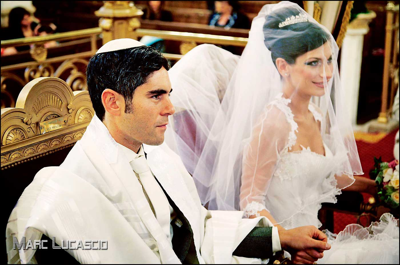 Mariage traditionnelle juif