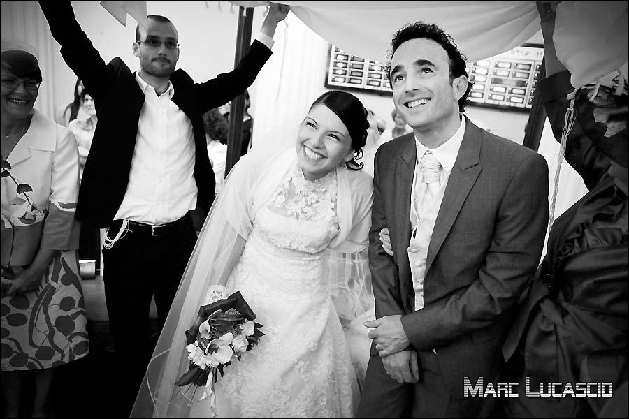 Houppa mariage Juif Avignon