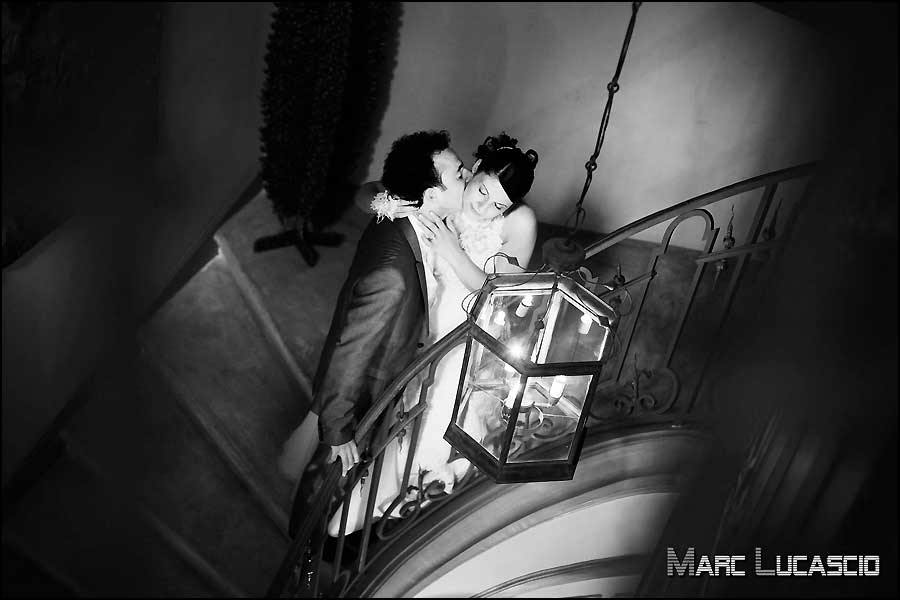 Hotel la mirande photo de couple mariage