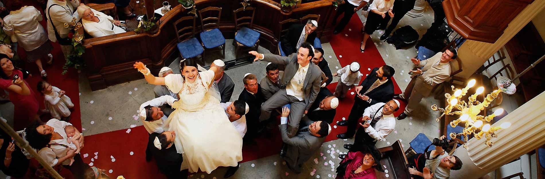 Mariage juif Avignon