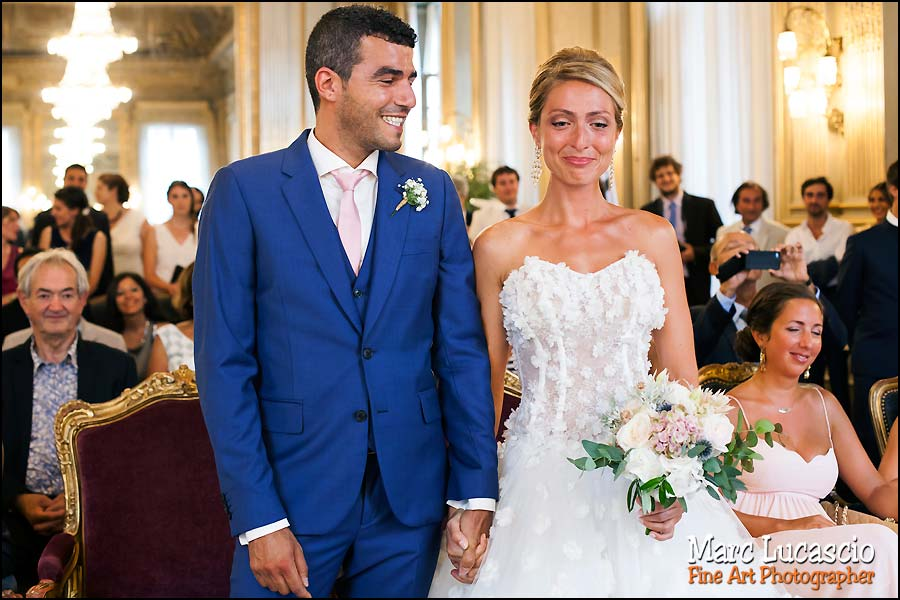 mariage emotion juive