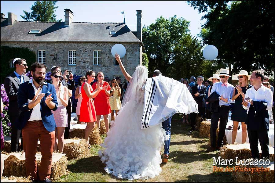 Mariage judaïque et Chrétien