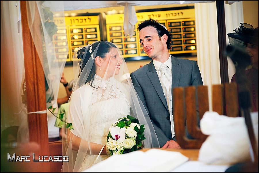 Mariés sous la houppa Avignon
