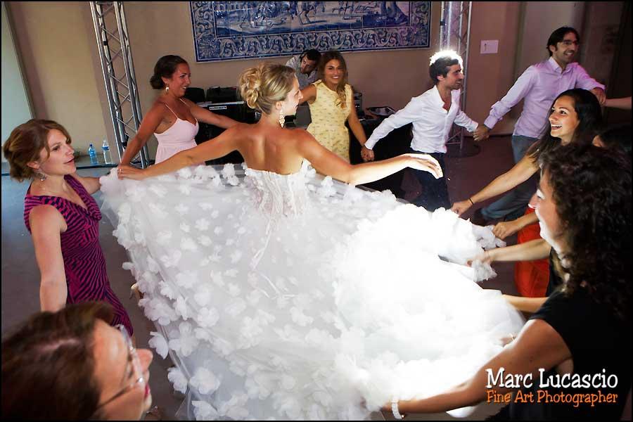 Festivités mariage juif