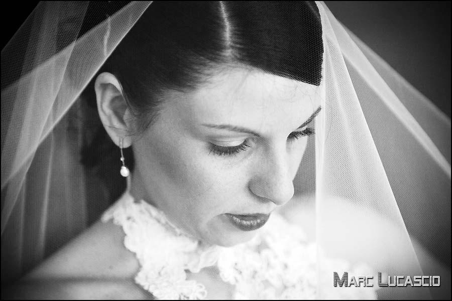 Voile mariée préparatifs mariage juif