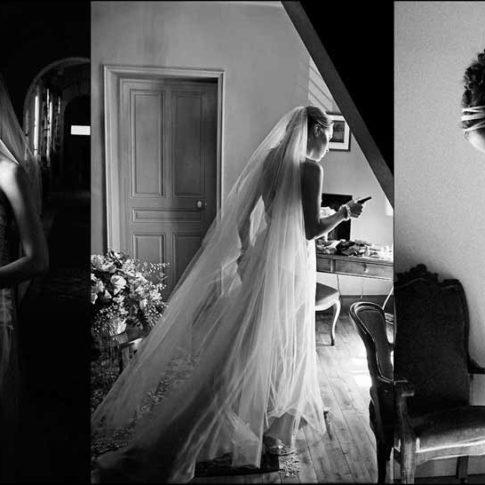 Artiste photographe de mariage dans le Calvados