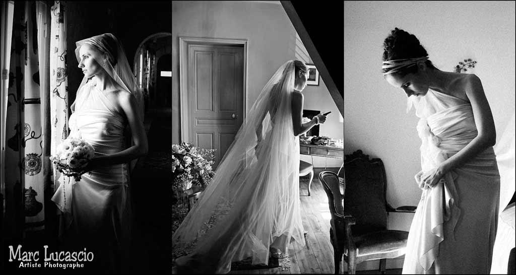 Artiste photographe de mariage en Normandie