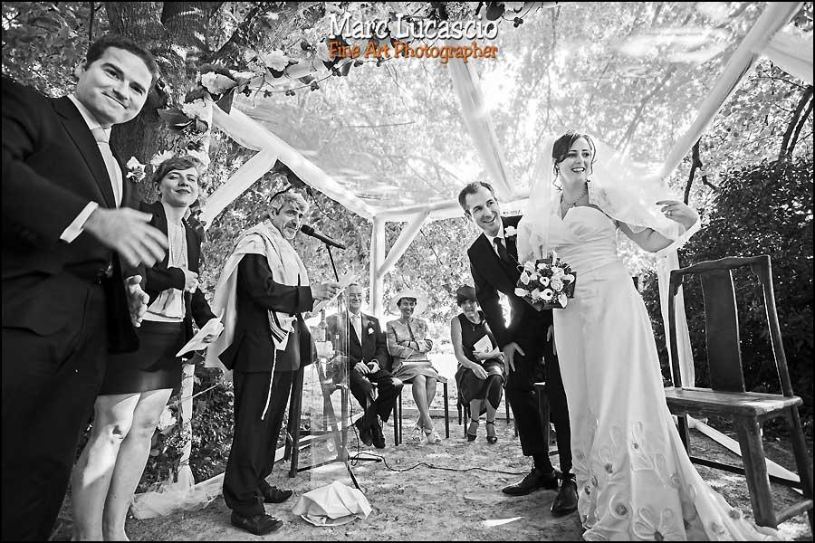 Photos mariage cérémonie juif festif