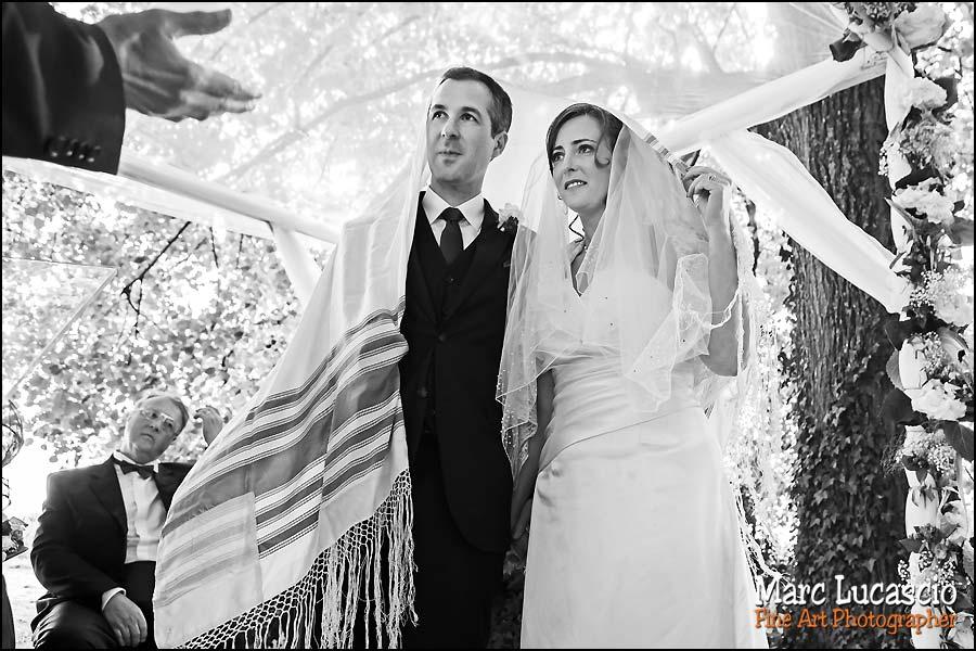 Benediction mariage dans le judaïsme