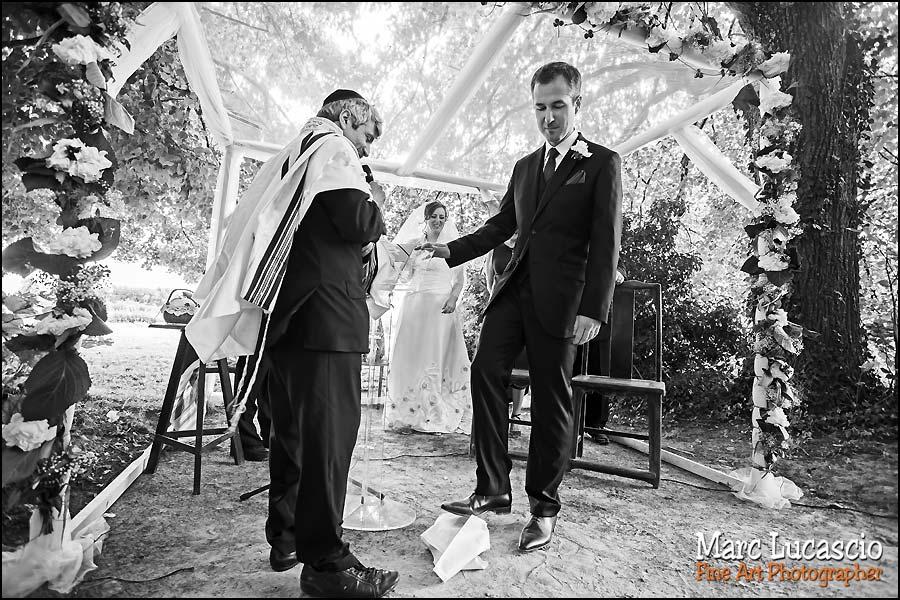 Chevirot Koss le marié casse le verre