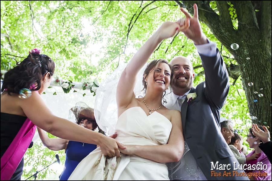 Photos mariage champêtre juif