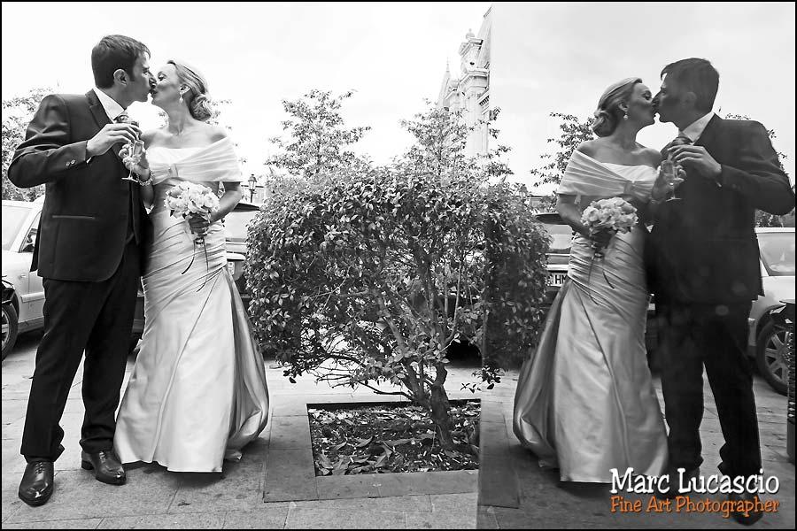 mariage juif cocktail photo originale