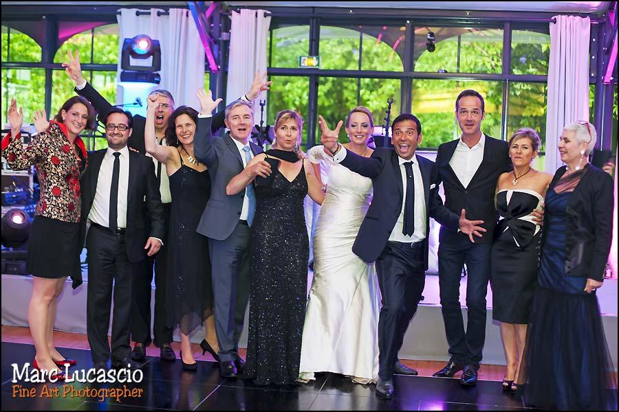 mariage juif photo de groupe