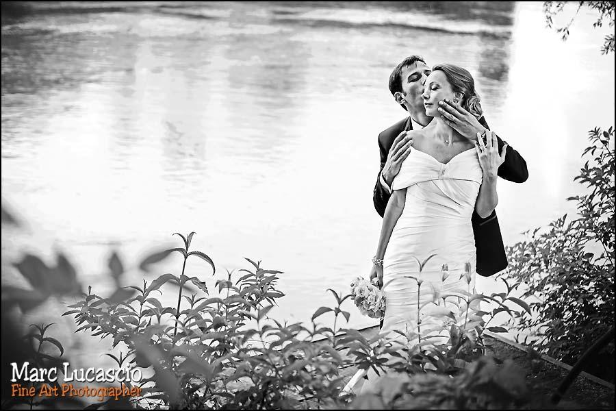 mariage juif photo noir et blanc
