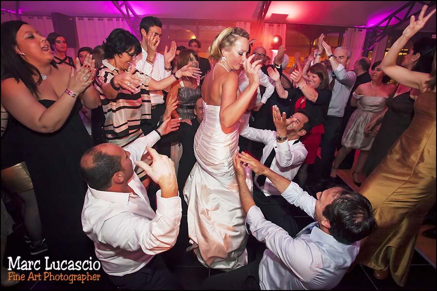 photo reportage mariage juif la soirée festive