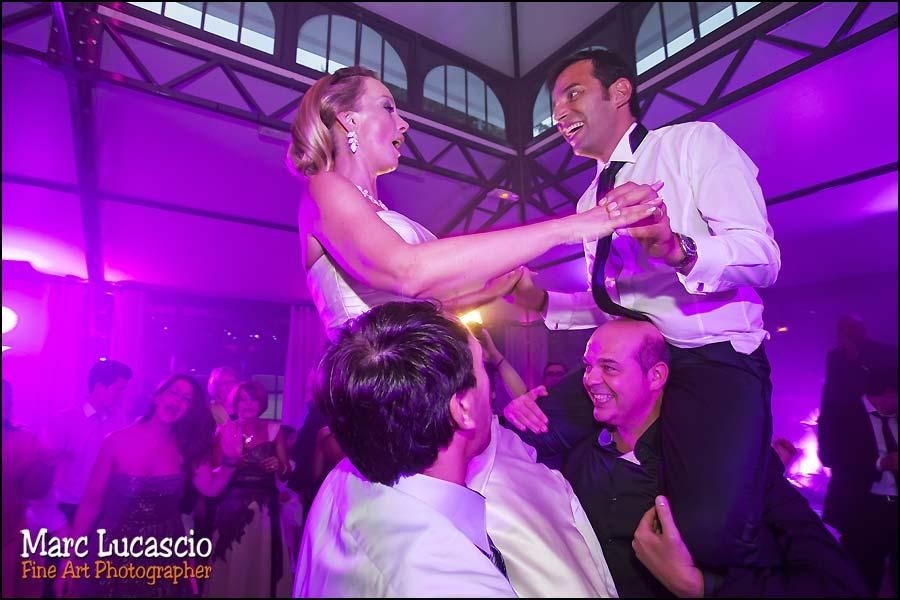 photos sur les épaules de mariage juif