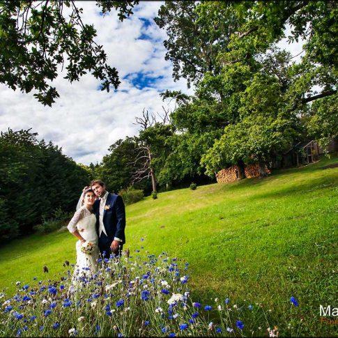 Mariage dans les fleurs à Nantes