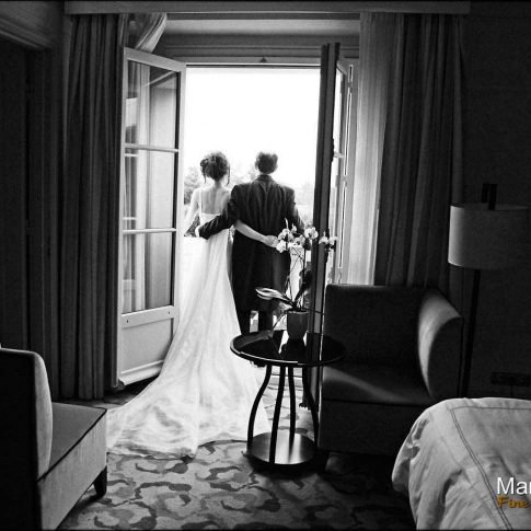 mariage hotel trianon palace versailles