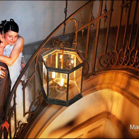 photo de couple mariage à Avignon