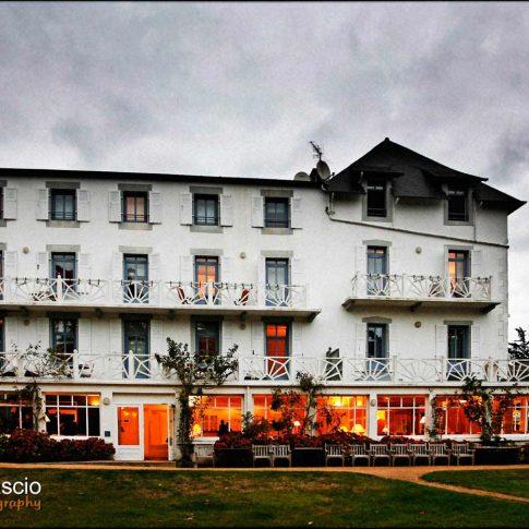 Mariage en Bretagne au Grand Hôtel des Bains à Locquirec