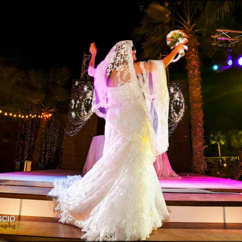 Un mariage dans la pure tradition egyptienne