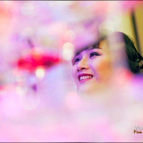 portrait de mariage au Vietnam