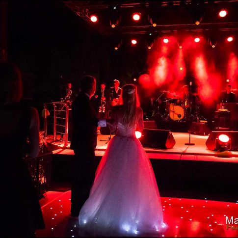 La lumière éclatante d'un beau mariage à Saint Jean Cap ferrat