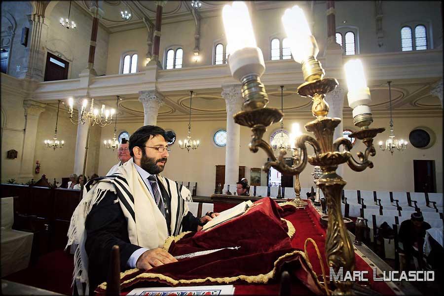 photo bar mitzvah rabbin