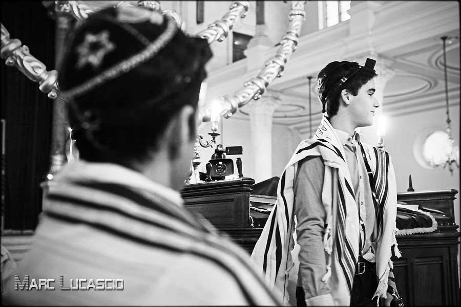 photographe bar mitzvah synagogue