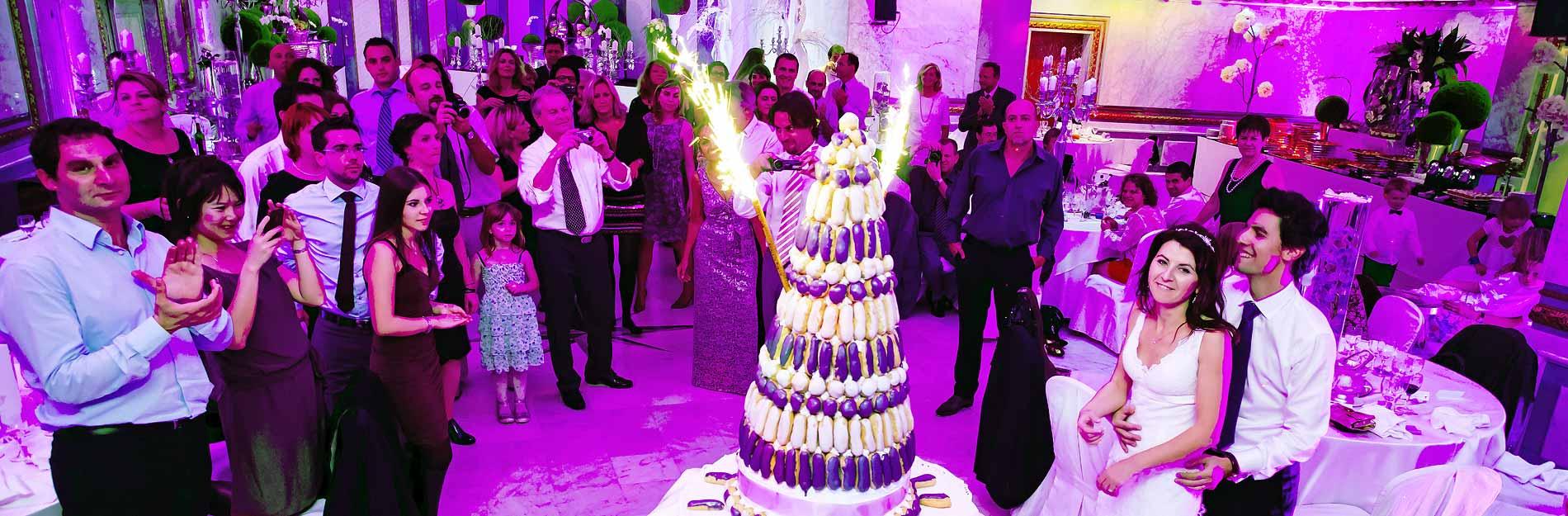 Mariage juif aux Salons Hoche à Paris