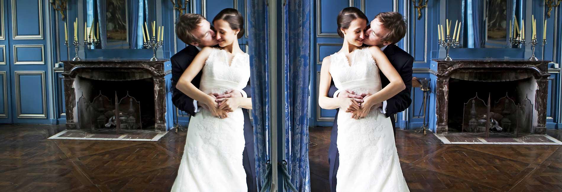 Photos mariage au Château de Neuville